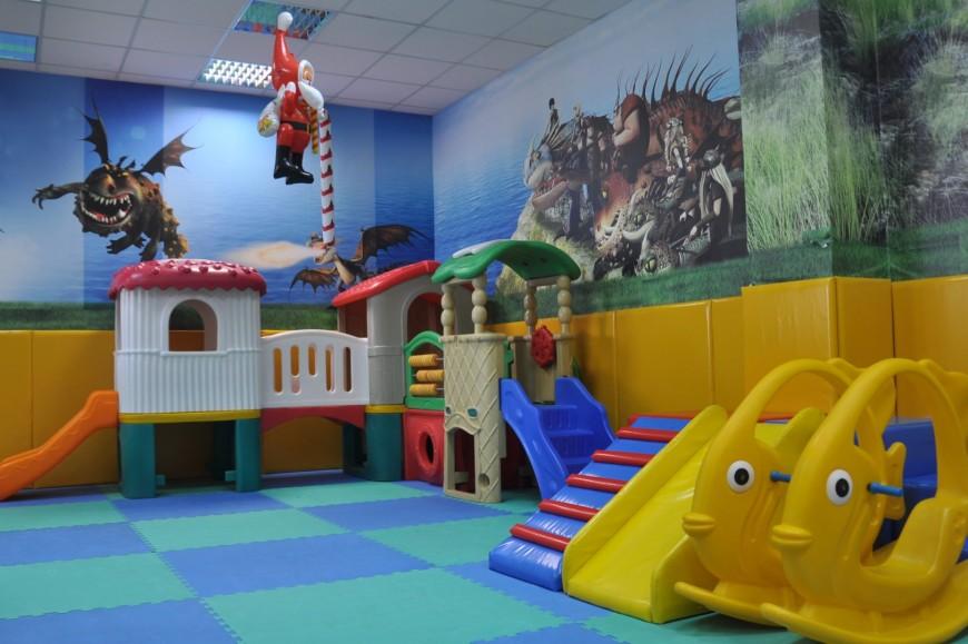 Детска игрална зала
