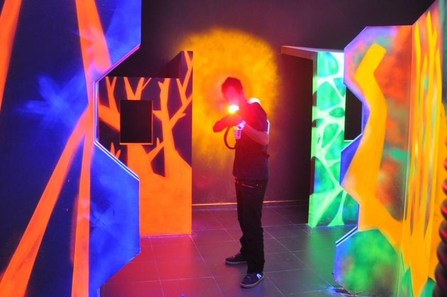 Лазерна арена
