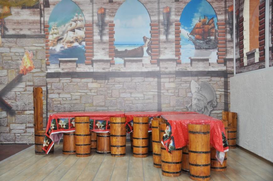 Пиратска зала